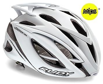Rudy Project Racemaster MIPS - Casco de Bicicleta - Blanco Contorno ...