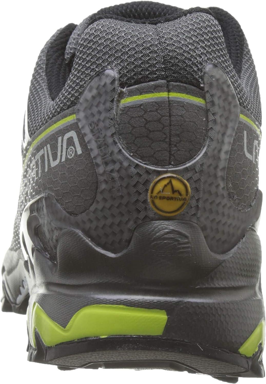 La Sportiva Ultra Raptor GTX Grey//Green Zapatillas de Senderismo Unisex Adulto