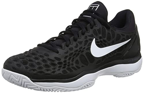 Nike Air Zoom Cage 3 HC, Chaussures de Tennis Homme: Amazon