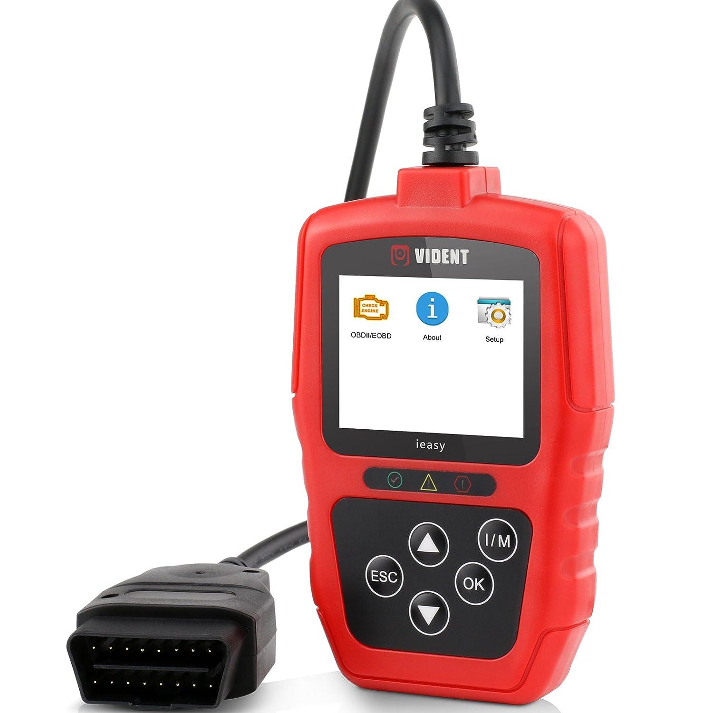 Autool ieasy300 OBD2 escáner lector de código de Herramienta de ...