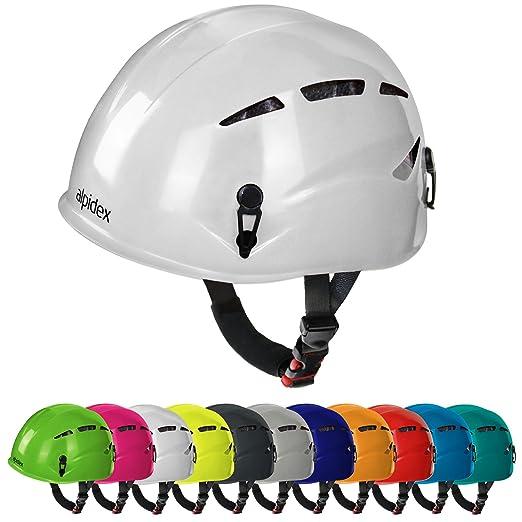 32 opinioni per Casco universale per arrampicata e alpinismo ARGALI via ferrata in molti colori