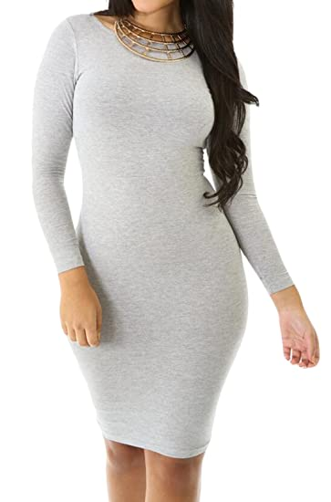 Tight Cotton Dress