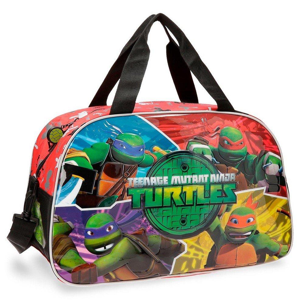 Tortugas Ninja Bolsa de Viaje, Color Verde, 27.72 litros ...