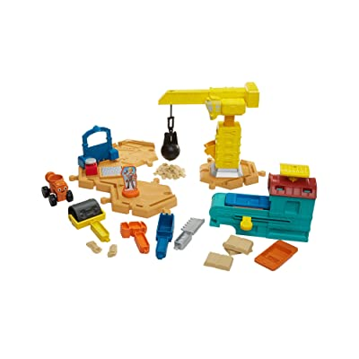 Fisher-Price Bob The Builder, Mash & Mold Construction Site: Toys & Games