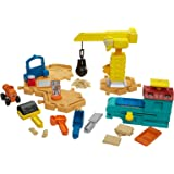 Bob the Builder DMM55 Mash and Mould Construction Site Playset