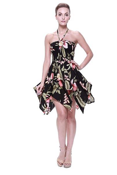 Vestido gitano Vestido hawaiano Vestido Luau Vestido de hada ...
