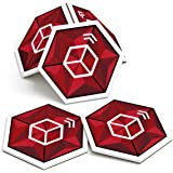 Techno Geek Crystal Cube NFC Tags • Augment Your Reality • Bigger Better More Beautiful Tags • Unique Tile Design • Our Tags Work On Metal • Durable 3M Sticker • Fastest Read Write NTAG213 Chip • Water Resistant PVC Body • You Get 9 Pieces of Our Amazing NFC Tags