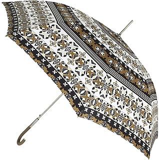 El Original Estampado de Este Paraguas VOGUE Largo de Mujer es Exclusivo de la Marca.
