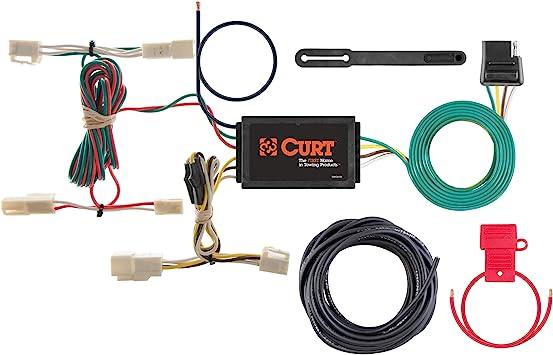[DIAGRAM_3ER]  Amazon.com: CURT 55563 Vehicle-Side Custom 4-Pin Trailer Wiring Harness for  Select Lexus RX 330, Lexus RX 350: Automotive | Lexus Trailer Wiring Harness |  | Amazon.com