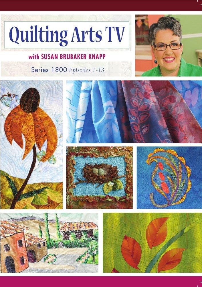 Amazon Com Quilting Art Tv Series 1800 Susan Brubaker