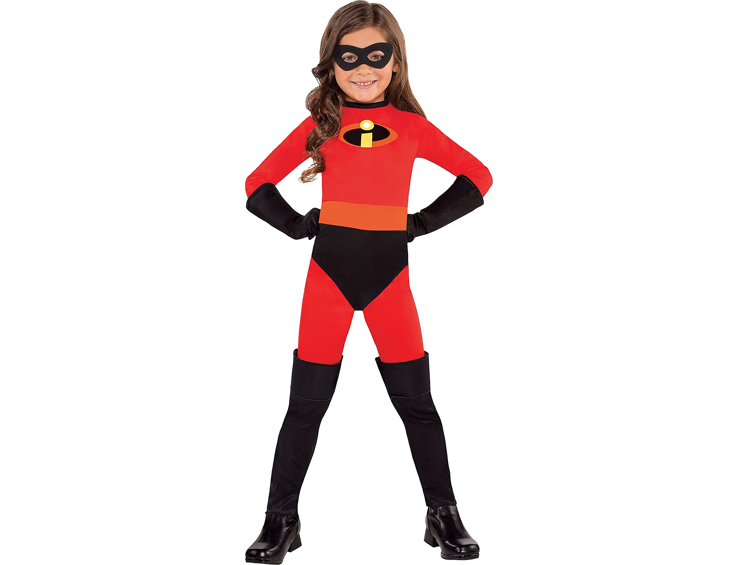 Party City The Incredibles Violet Halloween Costume, Medium, with Included Accessories