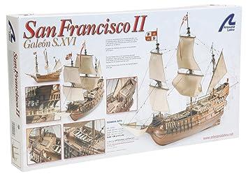 Artesania Latina Wooden Boat Kit  San Francisco II Ref: 22452, Wood