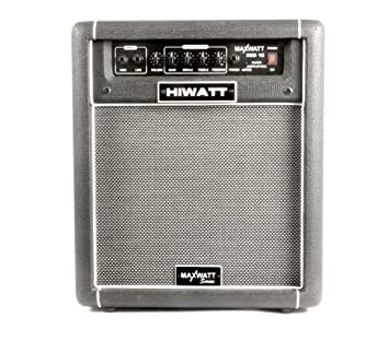 /12 amplificador combo Hiwatt B60 para el bajo