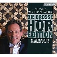 Die große Hör-Edition: Die Live-Lesungen zum Mithören und Mitlachen - 4 Spiegel-Bestseller in einer Box: Wunder wirken Wunder - Wohin geht die Liebe, ... allein - Die Leber wächst mit ihren Aufgaben