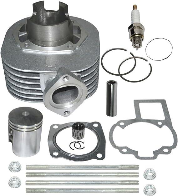 PISTON KIT LT80 ALL STD 2005 Suzuki LT80 QuadSport Piston Kit Manufacturer: Pro-X Standard Bore 50.00mm