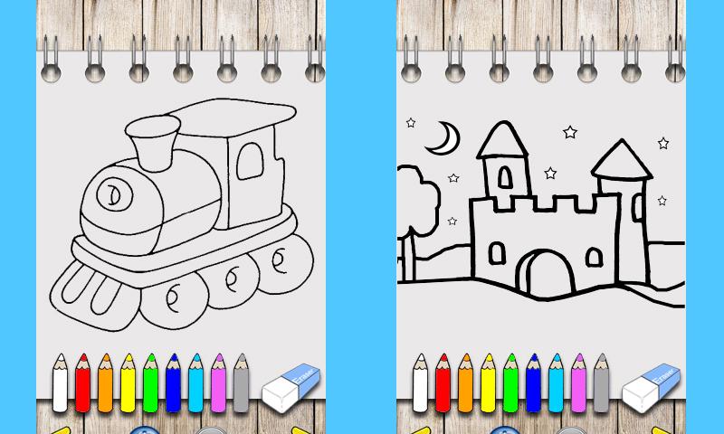 Dibujos para colorear y pintar: Amazon.es: Appstore para