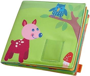 Haba 005834 Tela Multicolor álbum de foto y protector - Álbum de fotografía (Multicolor,