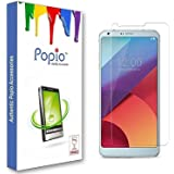 POPIO™ Tempered Glass Screen Guard Screen Protector For Lg G6 (1 Piece)