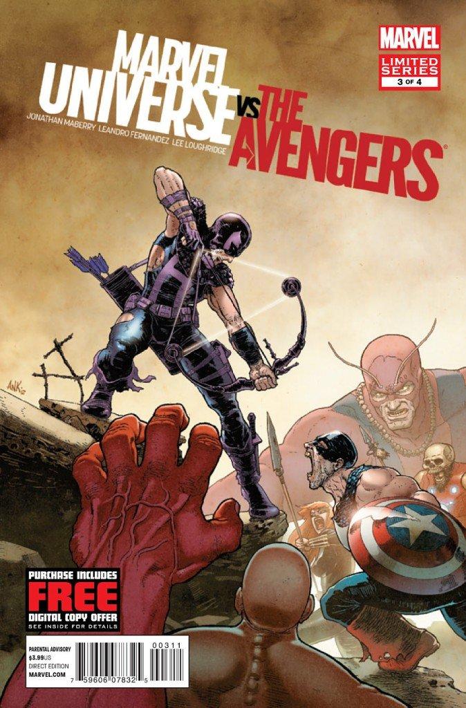 Marvel Universe Vs The Avengers #3 pdf