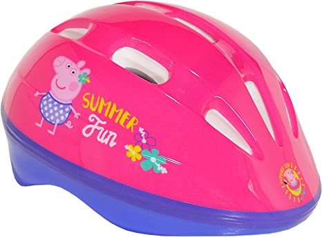 Amazon.com: Peppa Pig - Casco deportivo para niño: Sports ...