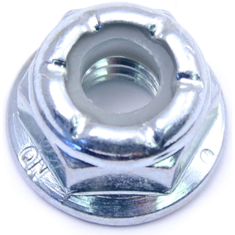 1//4-20 Hard-to-Find Fastener 014973456917 Flange Lock Nuts Grade 5 Piece-20