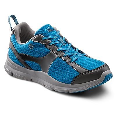 Dr Comfort Womens Meghan Turquoise Diabetic Athletic Shoes  Q4NCM02QK