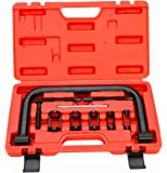 8milelake Valve Clamps Spring Compressor Automotive Tool Set Repair Tool