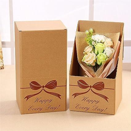 Regalos de Navidad regalos para el Día de San Valentín, flores de jabón, flores