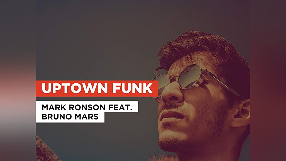 Uptown Funk in the Style of Mark Ronson feat. Bruno Mars