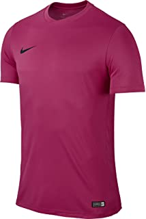 Nike Park Long Sleeve Kids Boys Football Shirts Sports Training Top Jersey Shirt Bright In Colour T-shirts & Tops