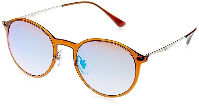 655ce6f8826 Amazon.com  Ray-Ban Men s Round Light Ray Iridium Sunglasses