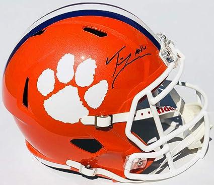 86dda772386 Memorabilia PSA DNA Clemson  16 Trevor Lawrence Autographed Signed ...