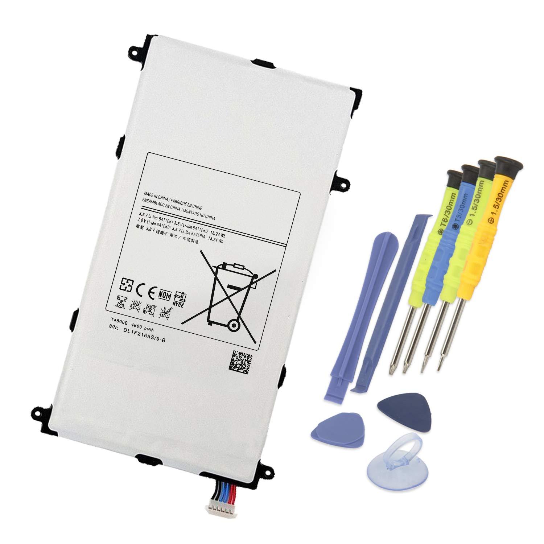 Bateria Dentsing 3.8v 4800mah T4800e T4800k Para Samsung Galaxy Tab Pro 8.4 Sm-t320 Sm-t325 Sm-t327 T4800c