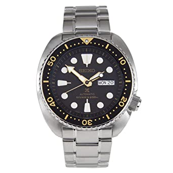 Seiko Mens Prospex Diver Analog Sport Automatic JAPAN Watch (Imported) SRP775J1 Men at amazon