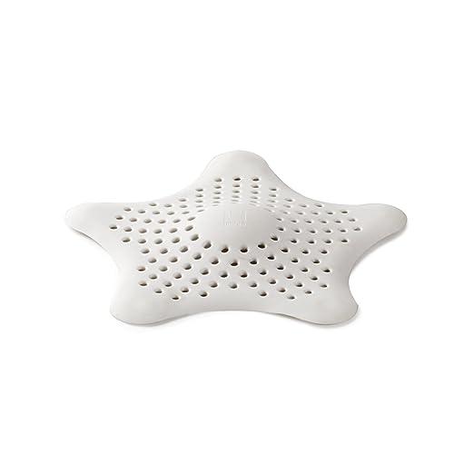 172 opinioni per Umbra- Filtro raccogli capelli a forma di stella marina per lavandino, colore: