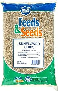 Blue Seal Feeds & Seeds Wild Bird Sunflower Chips Seed 5 lb Bag
