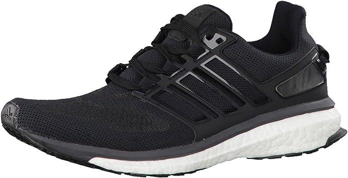 adidas Energy Boost 3 M, Zapatillas de Running para Hombre, Negro/Gris (Negbas/Griosc/Grpudg), 50 2/3 EU: Amazon.es: Deportes y aire libre