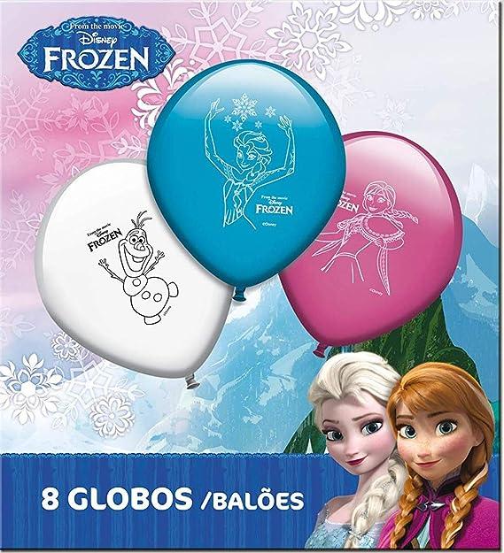 Disney 46788 La Reine Des Neiges Fête Décoration Bannière