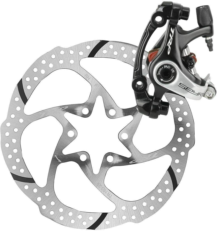 TRP SPYRE Road Bike Alloy Mechancial Disc Brake Caliper with 160mm Rotor