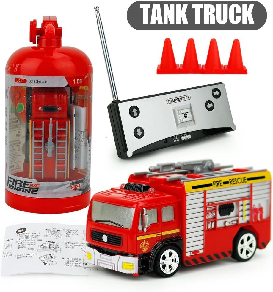EisEyen – Tocadiscos de camión de Juguete para la educación temprana, plástico ABS, a, Talla única