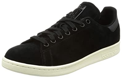 adidas Stan Smith, Chaussures de Running Homme, Noir (Core Black), 36 486e63351c32