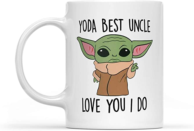 Gift Mug You Are Family Christmas Details about  /Yoda Best Zookeeper Ever