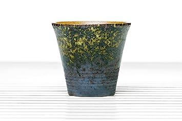 Ton Keramik Unterschied keramik teabowl tasse chawan ton teetasse gesprenkelt glasur
