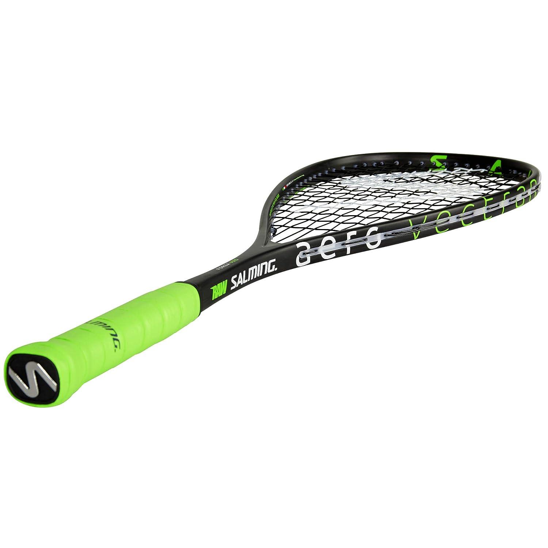 Amazon.com: Salming Forza Pro - Pala de squash (negro/lima ...