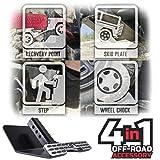 Body Armor 5136 Universal Hitch Skid