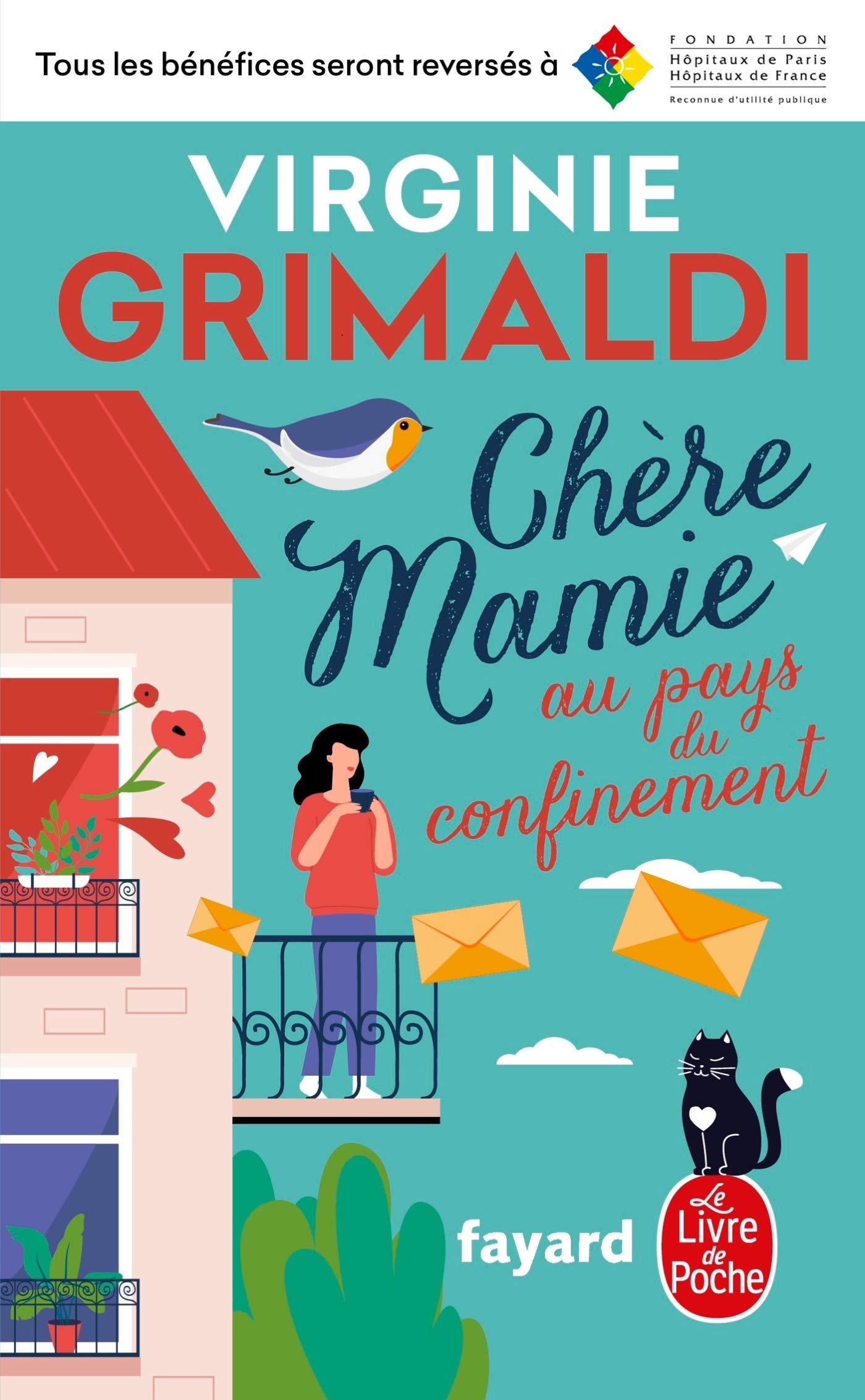 Amazon.fr - Chère Mamie au pays du confinement - Grimaldi, Virginie - Livres