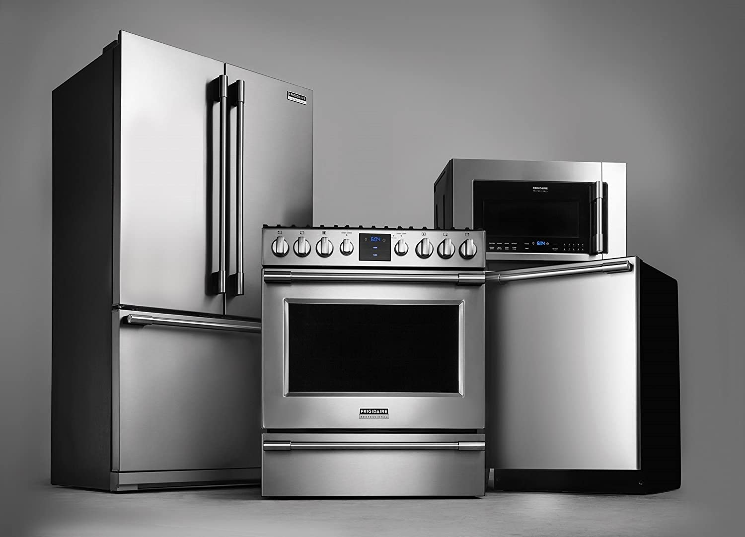 Frigidaire professional kitchen appliance packages besto - Kitchen appliances packages ...