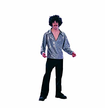 2fd8ee86411 Image Unavailable. Image not available for. Color  70 s Disco Plus Size  Shirt