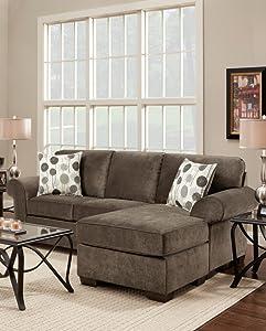 Chelsea Home Furniture Worcester Sofa Chaise, Elizabeth Ash