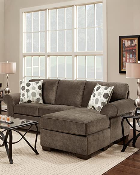 Awesome Amazon Com Chelsea Home Furniture Worcester Sofa Chaise Cjindustries Chair Design For Home Cjindustriesco